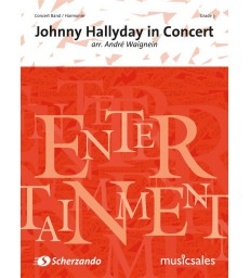 Johnny Hallyday In Concert
