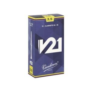 Anches clarinettes si b V21 Vandoren
