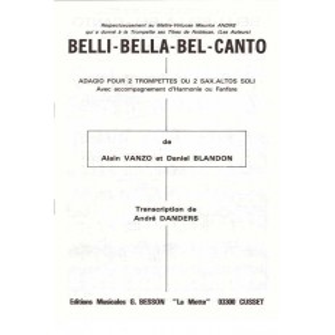 Belli-Bella-Bel-Canto