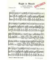 Bugle in march (marche américaine)