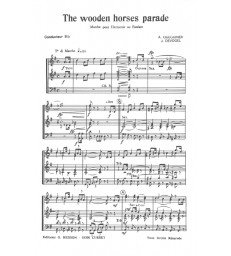 The Wooden Horses Parade