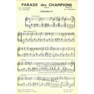 Parade des Champions