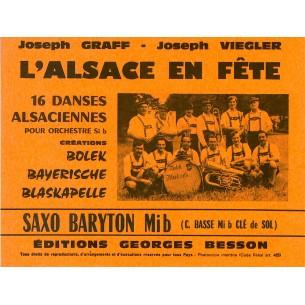 Recueil L'Alsace en Fête