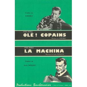 Olé ! Copains et La Machina