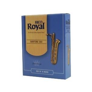 Boîte d'anches Rico Royal pour saxophone baryton