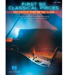 First 50 Classical Pieces