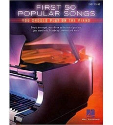 First 50 popular songs