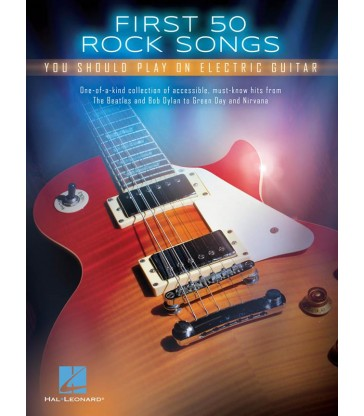 First 50 Rock Songs