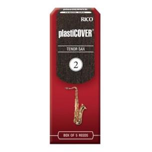 Boîte d'anches Rico Plasticover pour saxophone ténor