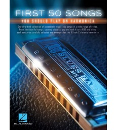 First 50 songs pour harmonica