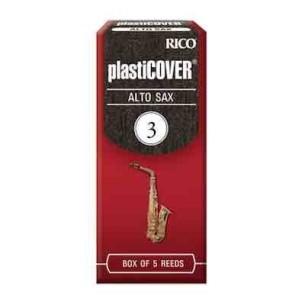 Boîte d'anches Rico Plasticover pour saxophone alto