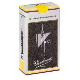 Boîte d'anches V12 saxophone soprano