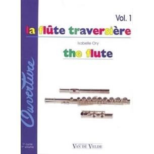 La Flûte traversière Vol.1-Isabelle Ory