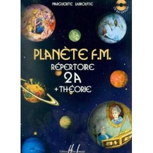 Planète FM Vol.2A - répertoire + théorie