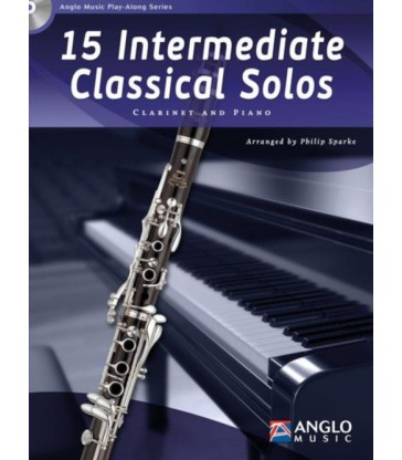 15 intermediate clasical solos