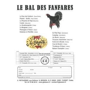 Le Bal des Fanfares