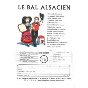 Le Bal Alsacien