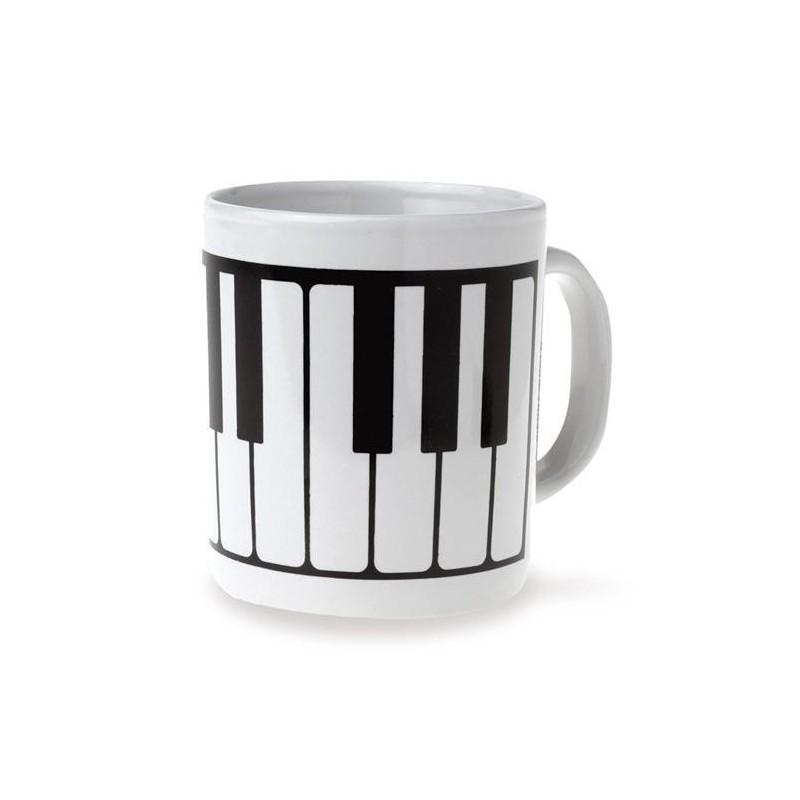 Mug Piano Blanc