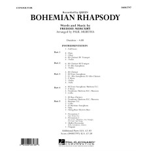 Bohemian Rhapsody - Queen Flex Band