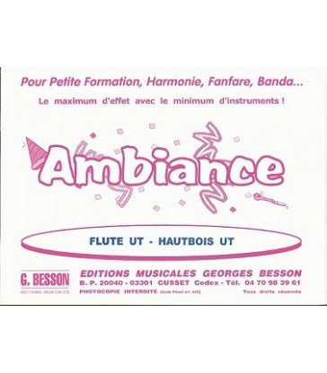 "Recueil ""Ambiance"""