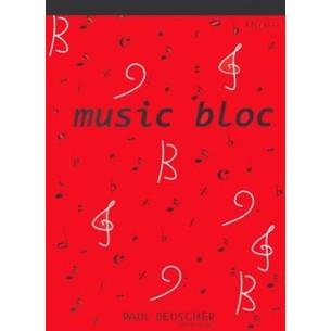 Music bloc 12 portées
