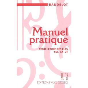 Manuel pratique DANDELOT - Ancienne édition