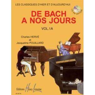 De Bach à nos jours vol.1A