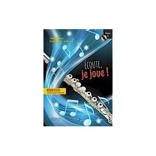 Ecoute, je joue ! Vol.1 (Flute) (CD inclus)