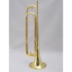 Trompette de Cavalerie traditionnelle COUESNON