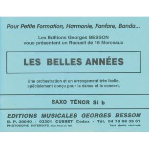 """Nos recueils """"Les Belles Années"""""""