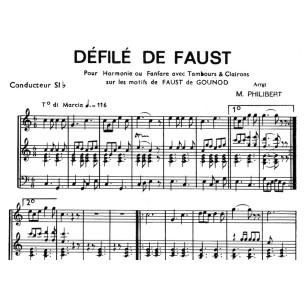 Défilé de Faust