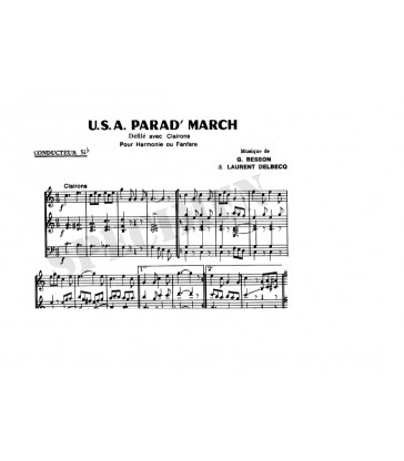 USA Parad' March
