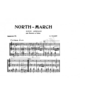 North-March
