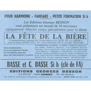 """Nos recueils """"La Fête de la Bière"""""""