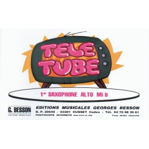 "Nos recueils ""Télé Tube"""