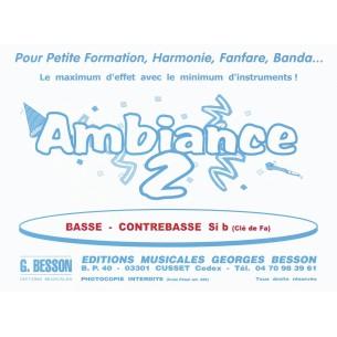 """Nos recueils """"Ambiance 2"""""""