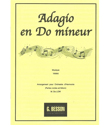 Adagio en Do mineur