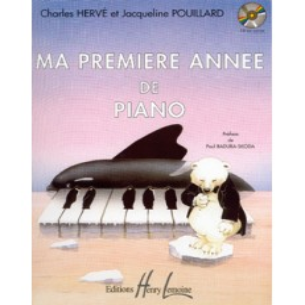 Ma première année de piano