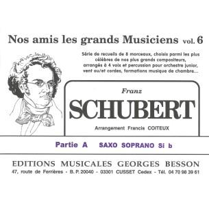 Schubert (Vol. 6)