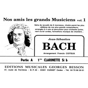 Bach (Vol. 1)