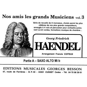 Haendel (Vol. 3)
