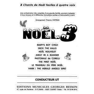 """Nos recueils """"NOËL 3"""""""