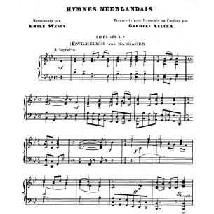 Hymne néerlandais