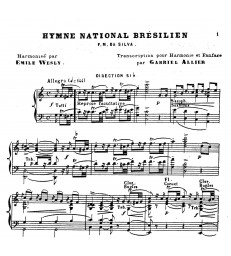 Hymne national brésilien