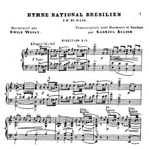 Hymne national brésilien