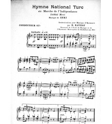Hymne national turc