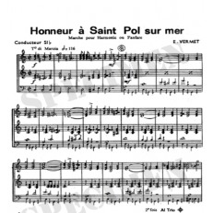 Honneur à Saint Pol sur mer