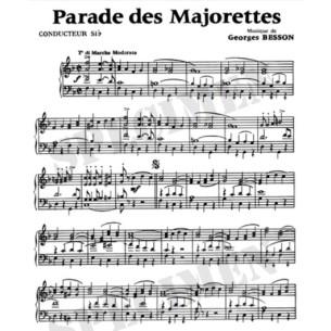 Parade des Majorettes
